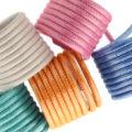 Tondini in microfibra e materiali tecnici