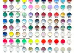 cartella dei colori