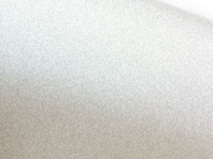BGS 9258 Vernice Perlata Bianca Glitter