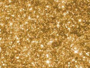 smalto glitterato oro