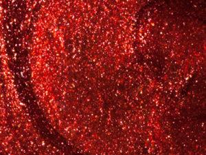 Smalto madreperlato rosso