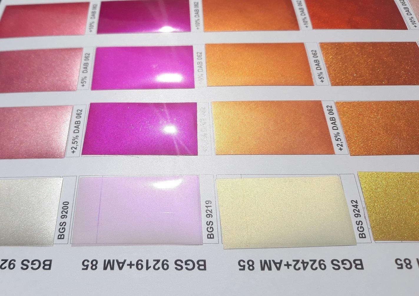 colori per vetro a freddo
